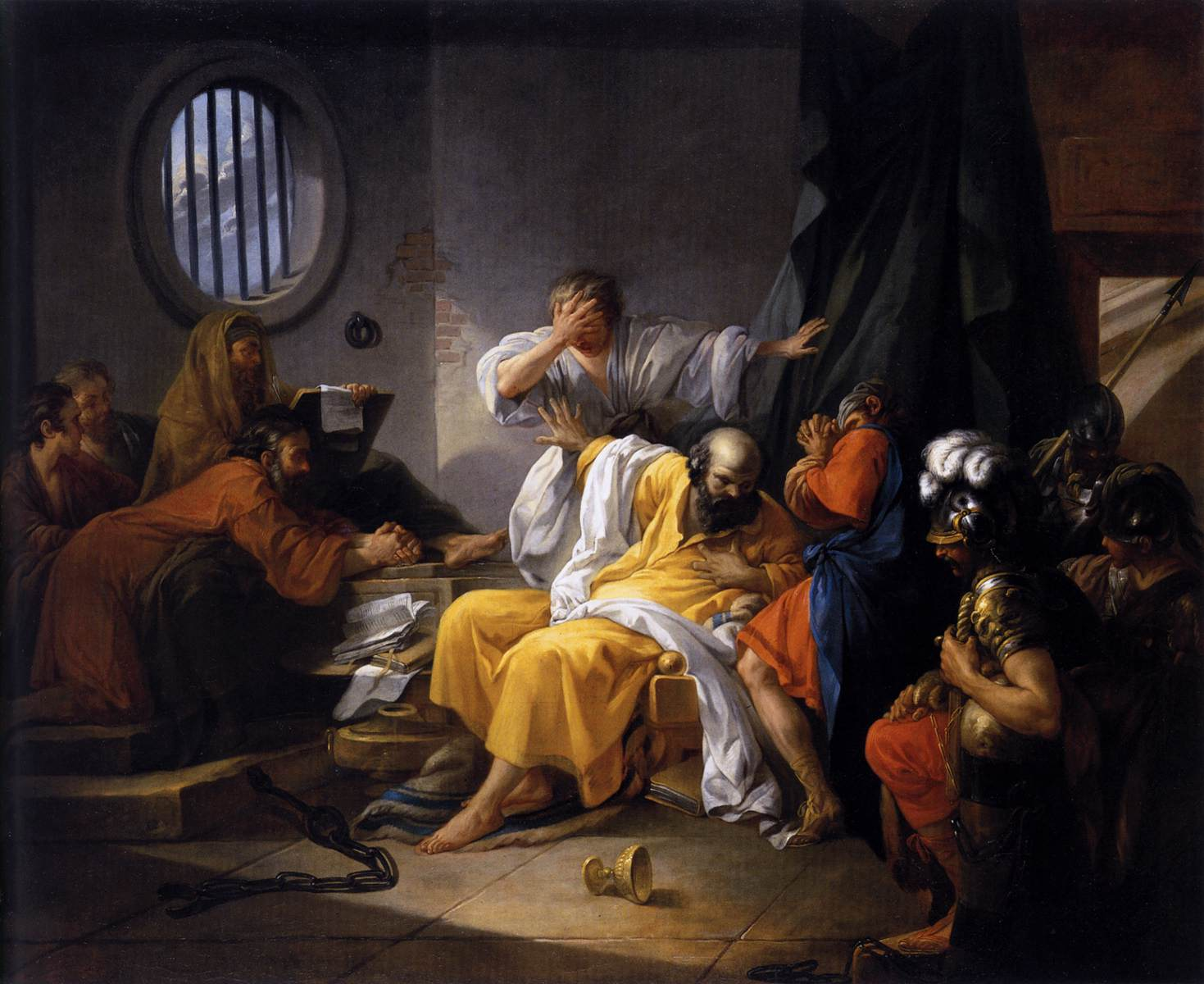 an analysis of the wrongful conviction of socrates by the athenian court